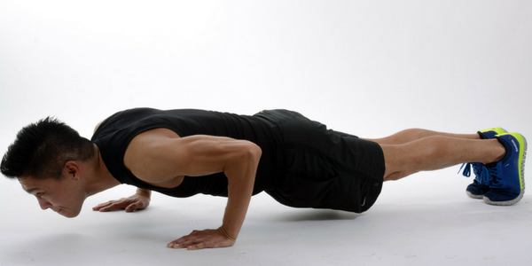 Can't Make the Gym? Get Fit with Bodyweight Moves You Can Do Anywhere