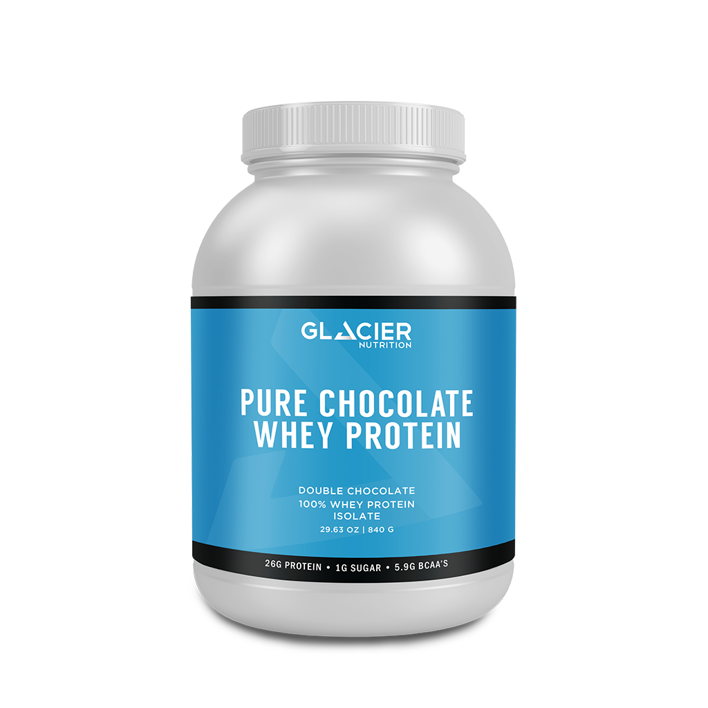 The best chocolate whey protein isolate powder