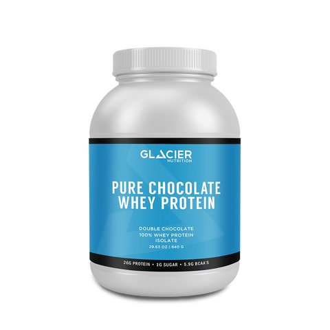 Pure Whey Protein Isolate Powder