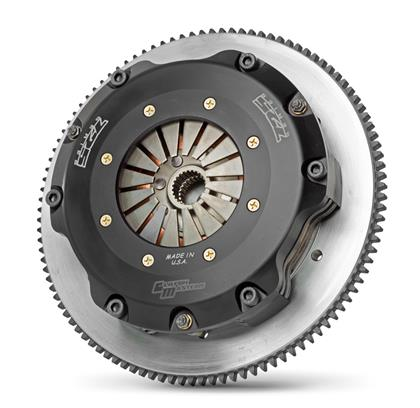 Clutch Masters 7.25in Race Clutch Kit w/ Steel Flywheel - K Series 08037-SD7R-S