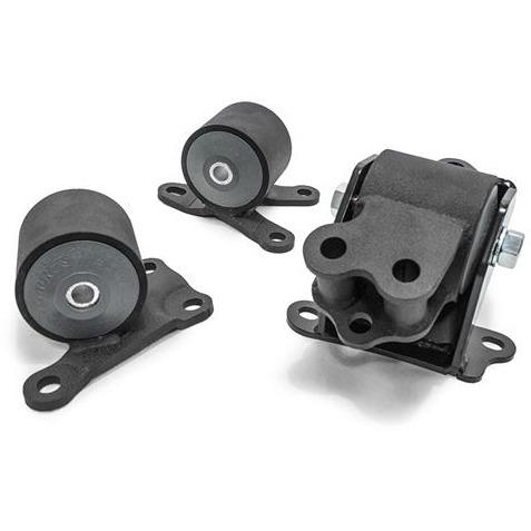 INNOVATIVE MOUNTS 96-00 CIVIC CONVERSION ENGINE MOUNT KIT (B/D SERIES / MANUAL / AUTO / HYDRO) 10051
