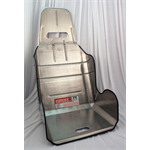 "Kirkey Racing Fabrication SEAT - ALUMINUM 15.5"" ECONOMY DRAG 16400"