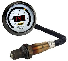 AEM Digital Wideband UEGO Gauge 4.9 LSU Sensor 30-4110
