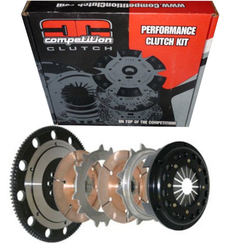 Competition Clutch Twin Disc K Series K20 K24