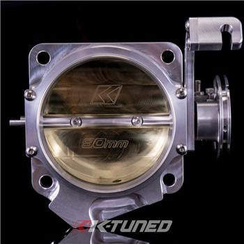K-Tuned 90mm Throttle Body K-Series or B-Series New 2019 Style