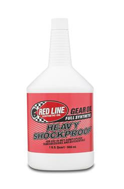 Red Line Heavy ShockProof Gear Oil 58204