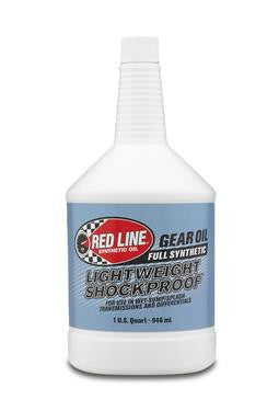 Red Line LightWeight ShockProof Gear Oil 58404