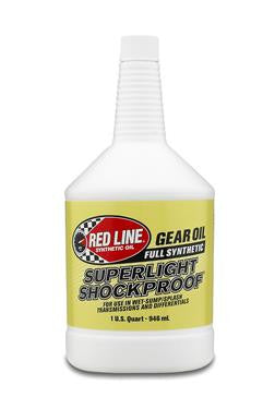 Red Line SuperLight ShockProof Gear Oil 58504