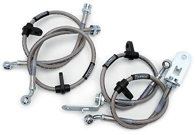 Russell Performance 96-00 Honda Civic CX/ DX/ HX (with small front rotor) Brake Line Kit