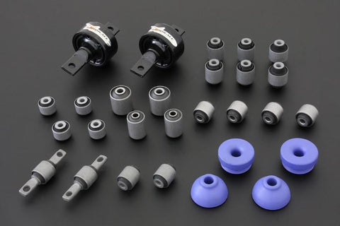 Hardrace Bushing Kit (Harden Rubber) 90-93 Integra
