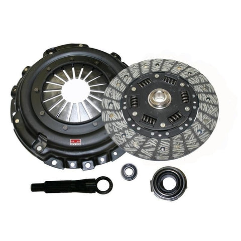 Comp Clutch Full Face Organic Clutch Kit 1992-2005 Civic SOHC 8022-1500 Stage 1.5