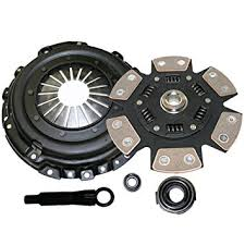 Competition Clutch 1994-2001 Acura Integra Stage 4 - 6 Pad Rigid Ceramic Clutch Kit 8026-0620
