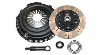 Competition Clutch 94-97 Honda Civic Del Sol/99-01 Civic Si Stage 3.5 Segmented Ceramic Clutch Kit 8026-2600