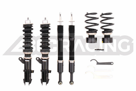 BC RACING COILOVERS 07-08 HONDA FIT - BR TYPE A-24-BR