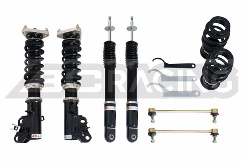 BC RACING COILOVERS 2012-2015 HONDA CIVIC (NON SI) - BR SERIES