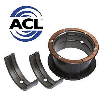 ACL® Bearings 4B1956HX - Race™ Connecting Rod Bearing Set - Extra Clearance