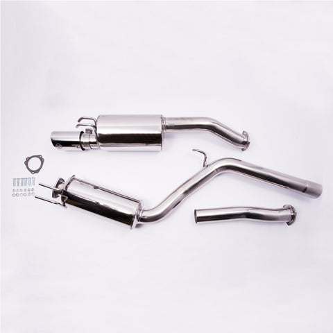 "Thermal R&D 2006-2011 HONDA CIVIC SI - 3"" - CATBACK EXHAUST"