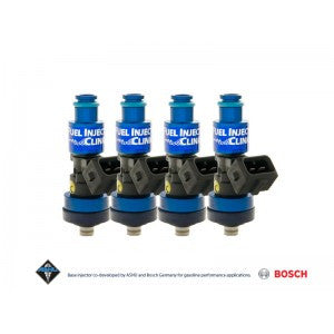 1650cc FIC Honda/Acura Fuel Injector Clinic Injector Set (High-Z) Honda B, H, & D Series (except D17)