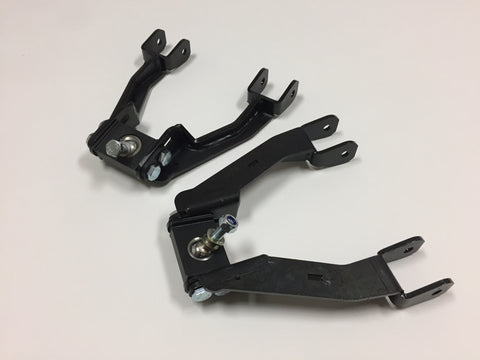 PCI Front Upper Camber Arms ('88-'91 Civic/CRX) CA-CRX-FU