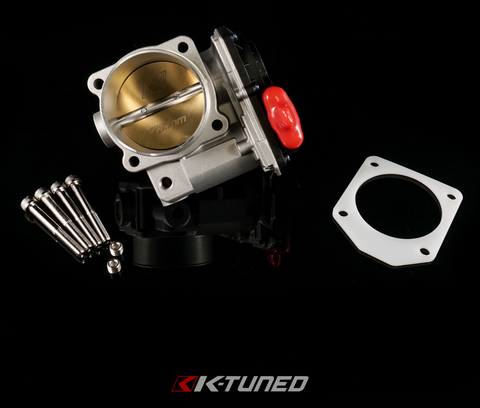 KTUNED 72mm Drive By Wire Throttle Body KTD-72D-RBC