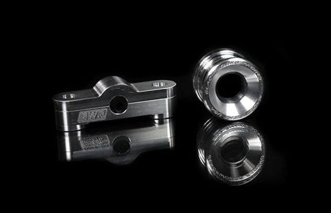 Blackworks Solid Billet Shifter Bushing Kit (Front & Rear Kit) - Black Friday
