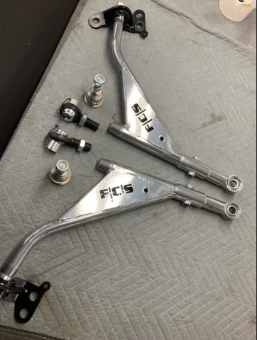 FCS FRONT TUBULAR LOWER CONTROL ARMS
