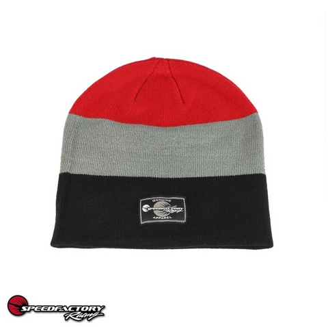SpeedFactory Racing 3 Color Beanie