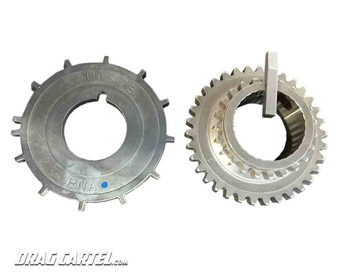 Drag Cartel Modified K-Series Crank Timing Gear DC-MOD-TMG