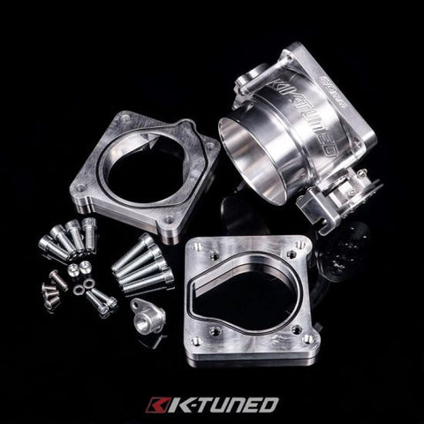 K-Tuned 80mm Throttle Body  K-Series with Adapters