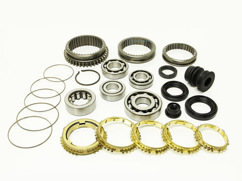 Synchrotech Transmission Brass Master Kit H23 F22 Prelude/Accord 92-95 MK-SYN115-3BA