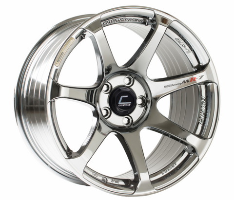 Cosmis Racing Wheel MR7 Black Chrome
