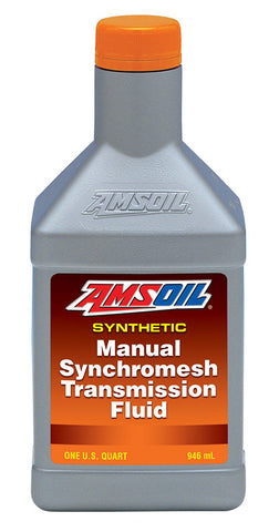 Amsoil Manual Synchromesh Transmission Fluid 5W-30