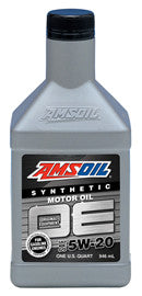 AMSOIL OE 5W-20 Synthetic Motor Oil