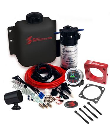 Snow Performance Stage 2 WRX Boost Cooler Water/Methanol Injection Kit (Subaru)