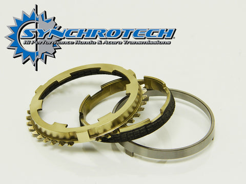Synchrotech Transmission Pro-Series 3rd Carbon Synchro K20 6 speed