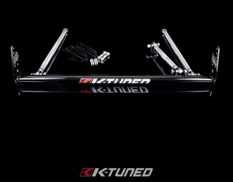 K-Tuned 92-00 Civic / 94-01 Integra Traction Bar (w/ B engine mount)