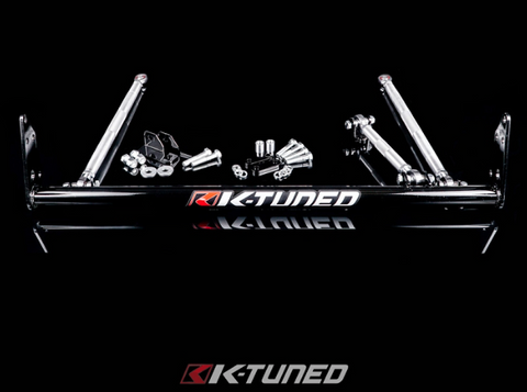 K-Tuned 88-91 Civic / CRX Traction Bar (w/ B Engine Mount)