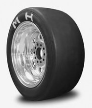 M and H Racemasters Drag Race Slicks 8.5/26.0-15 (MHR62)