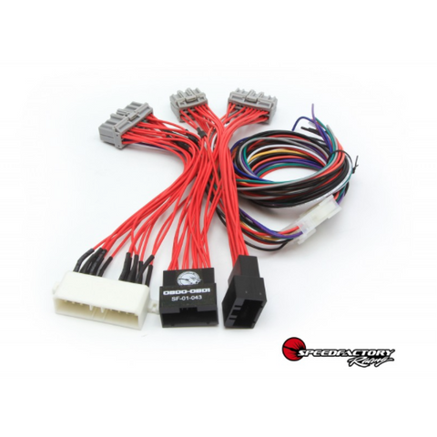 SpeedFactory OBD0 to OBD1 ECU Conversion Harness for Multi-Point Fuel Injection