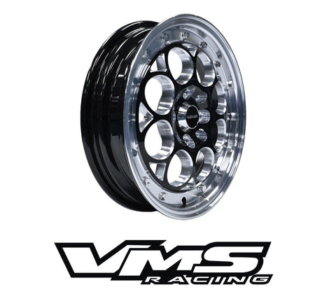 VMS Racing Revolver Rear Drag Wheel 15x3.5 4x100/4x114 VWRE008