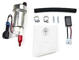 WALBRO E85 450LPH FUEL PUMP KIT- HONDA CIVIC B16 B18 B20 K20 H22 D16