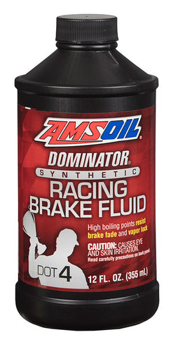 AMSOIL DOMINATOR DOT 4 Synthetic Racing Brake Fluid BFRCN-EA