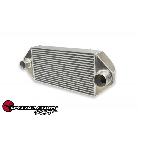 "SpeedFactory Standard Dual Backdoor Intercooler 3"" Inlet 3"" Outlet - DBD-850HP"