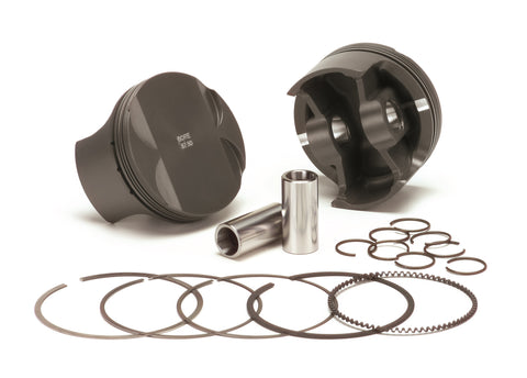 SUPERTECH (P4-H84-N10R)  PISTON KIT; FOR NATURALLY ASPIRATED/NITROUS/TURBO APPLICATIONS; FOR USE W/ RING SET GNH8400