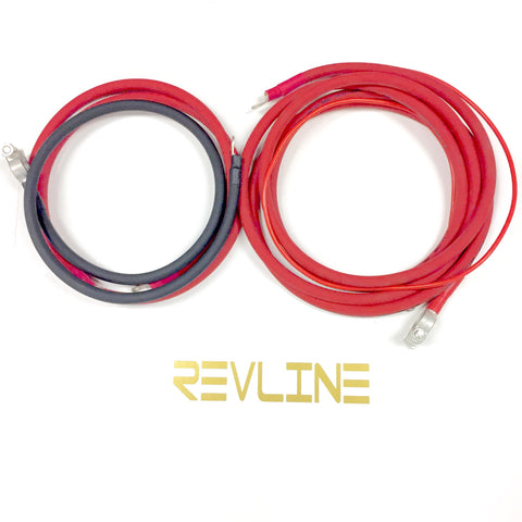 RevlineKC Acura RSX Battery Relocation Cable Kit - Acura rsx battery