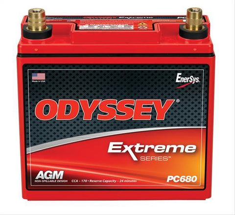ODYSSEY Extreme Series Battery Model PC680MJT
