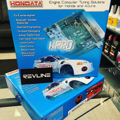 Hondata KPro with ECU Package PRB PND PNF ECU
