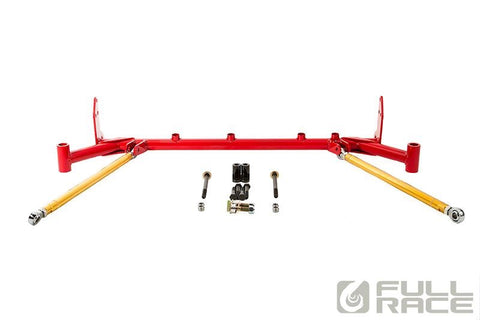 Full Race 1988-1991 Honda Civic/CRX Pro-Street DRAG Traction Bars