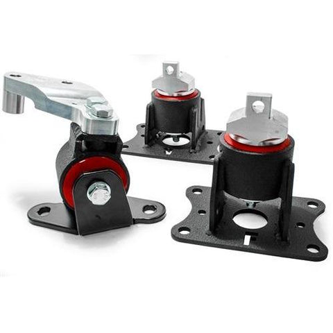 INNOVATIVE MOUNTS 03-07 ACCORD / 04-08 TSX REPLACEMENT MOUNT KIT (K-SERIES / MANUAL / AUTOMATIC) 10751