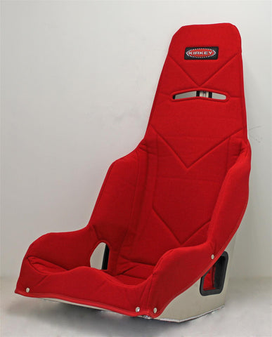 Kirkey Racing Fabrication SEAT COVER - 5515012 RED TWEED - FITS 55150Kirkey Racing Fabrication SEAT COVER - 5515012 RED TWEED - FITS 55150